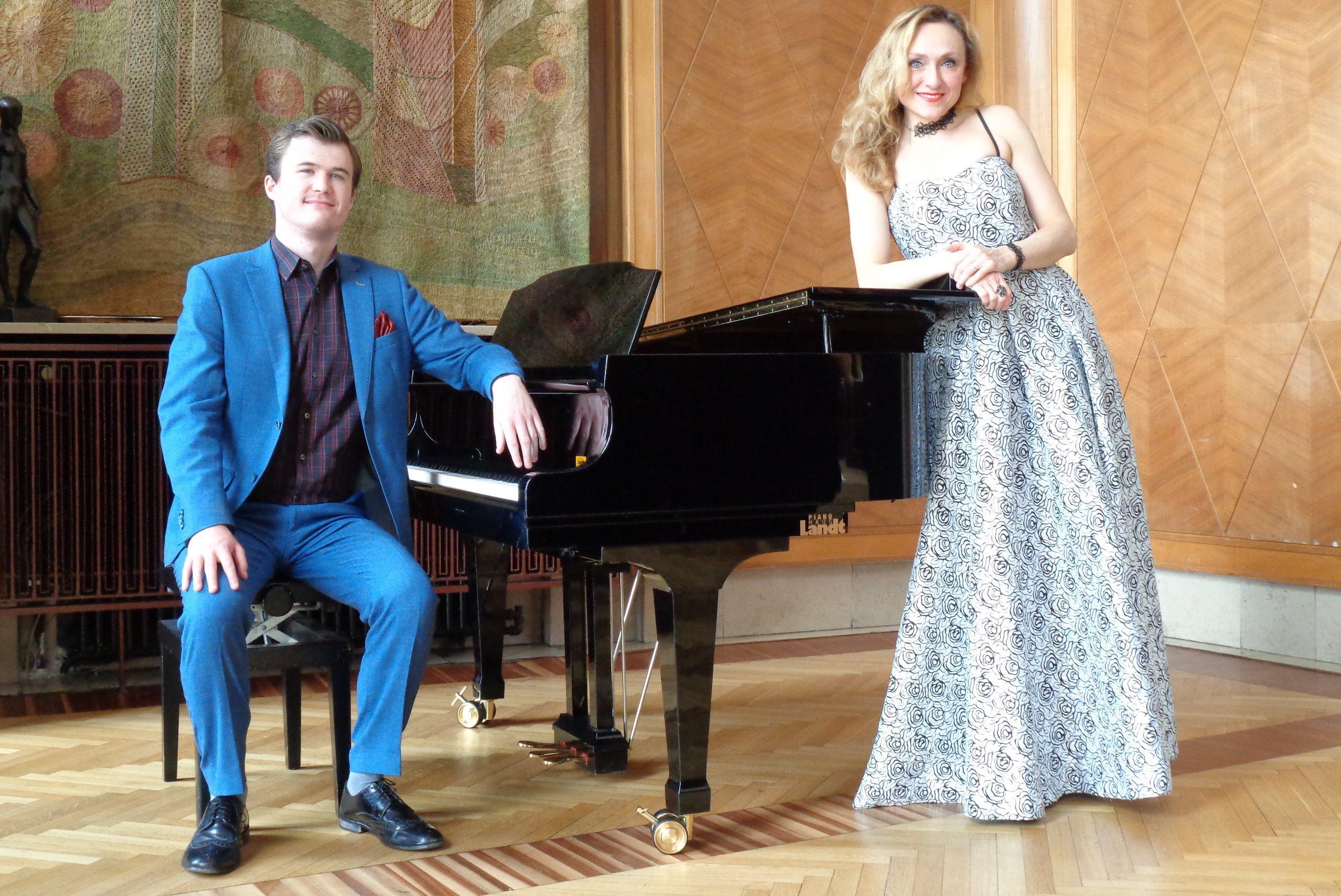 SONGBOOK II: Schönberg – Vier Lieder für eine Singstimme und Klavier op. 2
