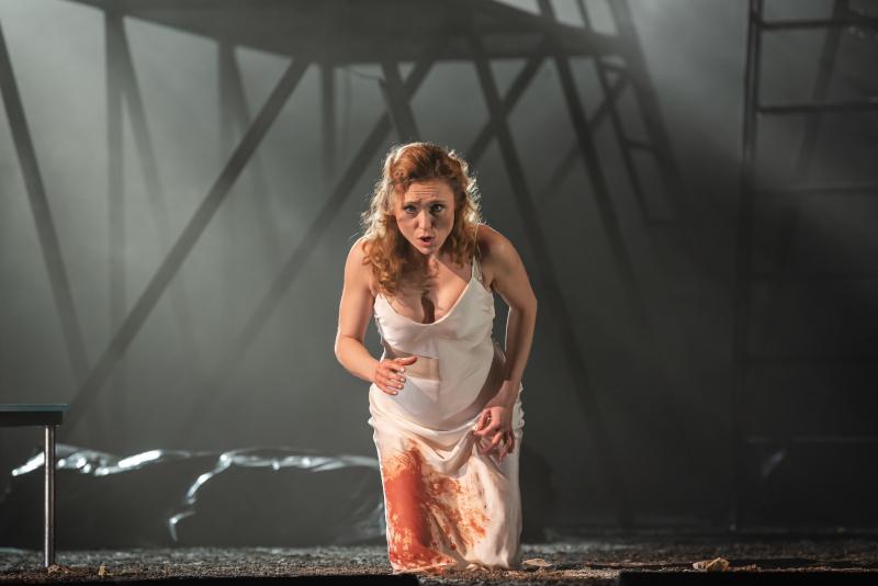 Olga Jelínková as Gilda in Rigoletto live from the State Opera on 30 January 2021